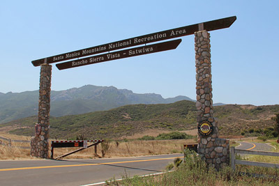 Santa Monica Mountains National Recreation Area. Rancho Sierra Vista - Satwiwa